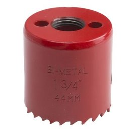 1 1/8-inch Bi Metal Hole Saw (29mm)