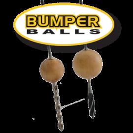"RACKATIERS BUMPER BALL KIT - 1 3/4"" & 2 1/4"""
