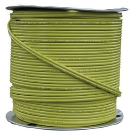 SOUTHWIRE *PER METER CUT*  NMD90 YELLOW 12/2CU-150M PVC JACKET CABLE 300V 90 DEG