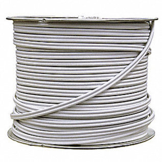 SOUTHWIRE *PER METER*  NMD90 WHITE 14/2CU-150M PVC JACKET CABLE 300V 90 DEG