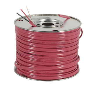 SOUTHWIRE *PER METER*  NMD90 RED 14/2CU -150M RED PVC JACKET CABLE 300V 90 DEG