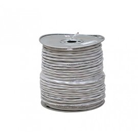 SOUTHWIRE *PER METER CUT*  NMD90 WHITE 14/3CU-150M PVC JACKET CABLE 300V 90 DEG