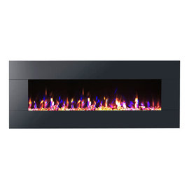 "ORTECH 50"" Linear LED Fireplace"