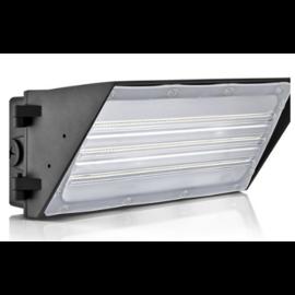 LED SEMI-CUTOFF WALL PAC, 5000K, 8000 LMs, 120V, DLCk 60 Watt