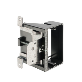 ARLINGTON SINGLE GANG LOW VOLTAGE ADJUSTABLE IN/OUT BOX™