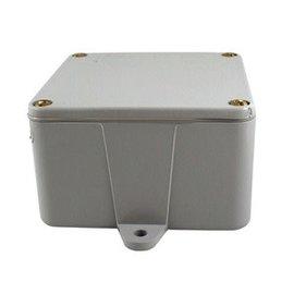 NAPCO 6X6X4 DEEP PVC JUNCTION BOX W/ GASKET