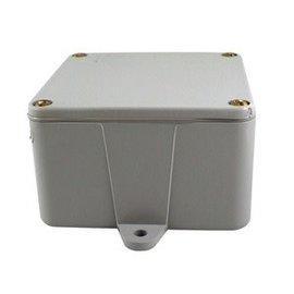 NAPCO 8X8X7 DEEP PVC JUNCTION BOX W/ GASKET