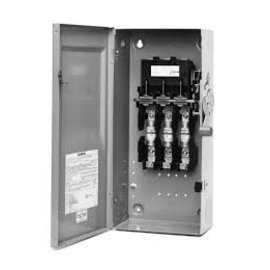 SIEMENS 60A 600V FUSIBLE DISCONNECT ID362