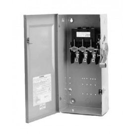 SIEMENS 100A 600V NON FUSIBLE DISCONNECT ID363NF