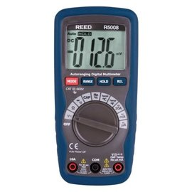 MULTIMETER, DIGITAL WITH TEMPERATURE