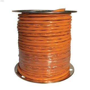 SOUTHWIRE *150M ROLL* NMD90 ORANGE 10/3CU-150M PVC JACKET CABLE 300V 90 DEG