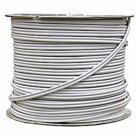 SOUTHWIRE *75M ROLL* NMD90 WHITE 14/2CU-75M PVC JACKET CABLE 300V 90 DEG