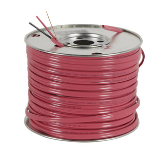 SOUTHWIRE *150M ROLL* NMD90 RED 10/2CU -150M RED PVC JACKET CABLE 300V 90 DEG