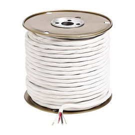 SOUTHWIRE *75M ROLL* NMD90 WHITE 8/3CU-75M PVC JACKET CABLE 300V 90 DEG