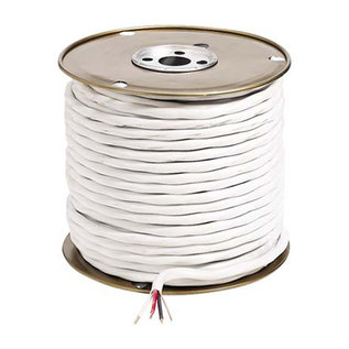 SOUTHWIRE *150M ROLL* NMD90 WHITE 8/3CU-75M PVC JACKET CABLE 300V 90 DEG