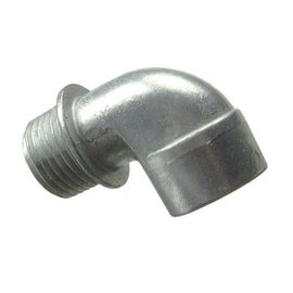 "HALEX 1/2"" RIGID 90 DEGREE SHORT RADIUS ELBOW"