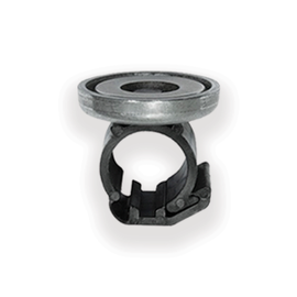 """RACKATIERS MAG DADDY 1/2"""" CLAMP-BLACK (QTY 10)"""