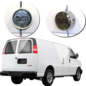 SLICKLOCKS Chevy/ GM Savana/ Express Complete Turn Key Kit - 1997-Present