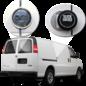 SLICKLOCKS Chevy/ GM Savana/ Express Sliding Door Slicklock Complete Turn Key Kit - 1997-Present