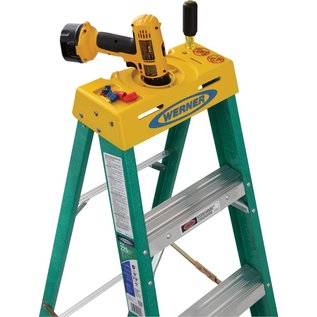 6' FIBERGLASS STEP LADDER II - CA