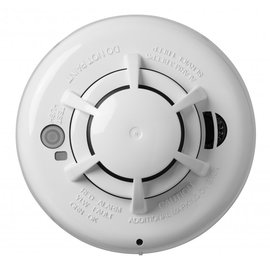 DSC SECURITY DSC NEO POWERG WIRELESS SMOKE AND HEAT DETECTOR