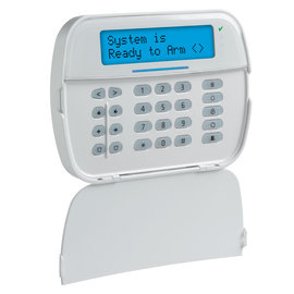 DSC SECURITY DSC NEO LCD FULL MESSAGE HARDWIRED KEYPAD WITH POWERG TRANSCEIVER