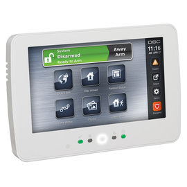 DSC SECURITY DSC NEO TOUCHSCREEN KEYPAD