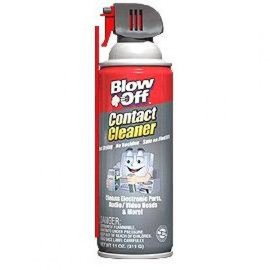 BLOW OFF CONTACT CLEANER - CLEANS ELECTRONIC PARTS