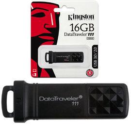 KINGSTON USB 3.0 FLASH DRIVE / PEN DRIVE - 16 GB