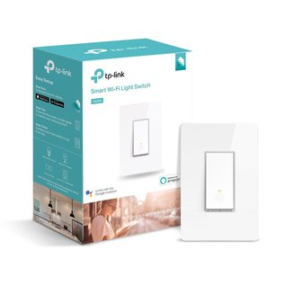 Smart Wi-Fi Light Switch