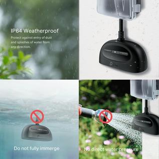Kasa Smart Outdoor Plug
