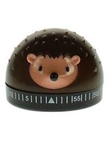 Kikkerland Hedgehog Kitchen Timer