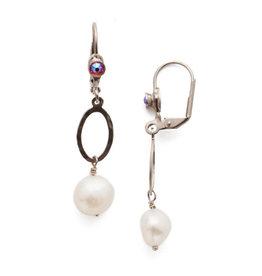 Sorrelli Misty Pink Earrings