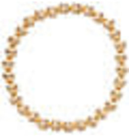 ENewton Dignity Gold 6mm Bead Bracelet