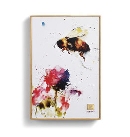 Demdaco Bumblebee Wall Art