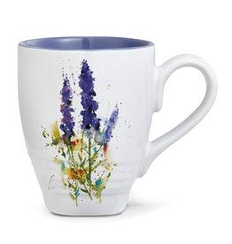 Demdaco Lavender Mug