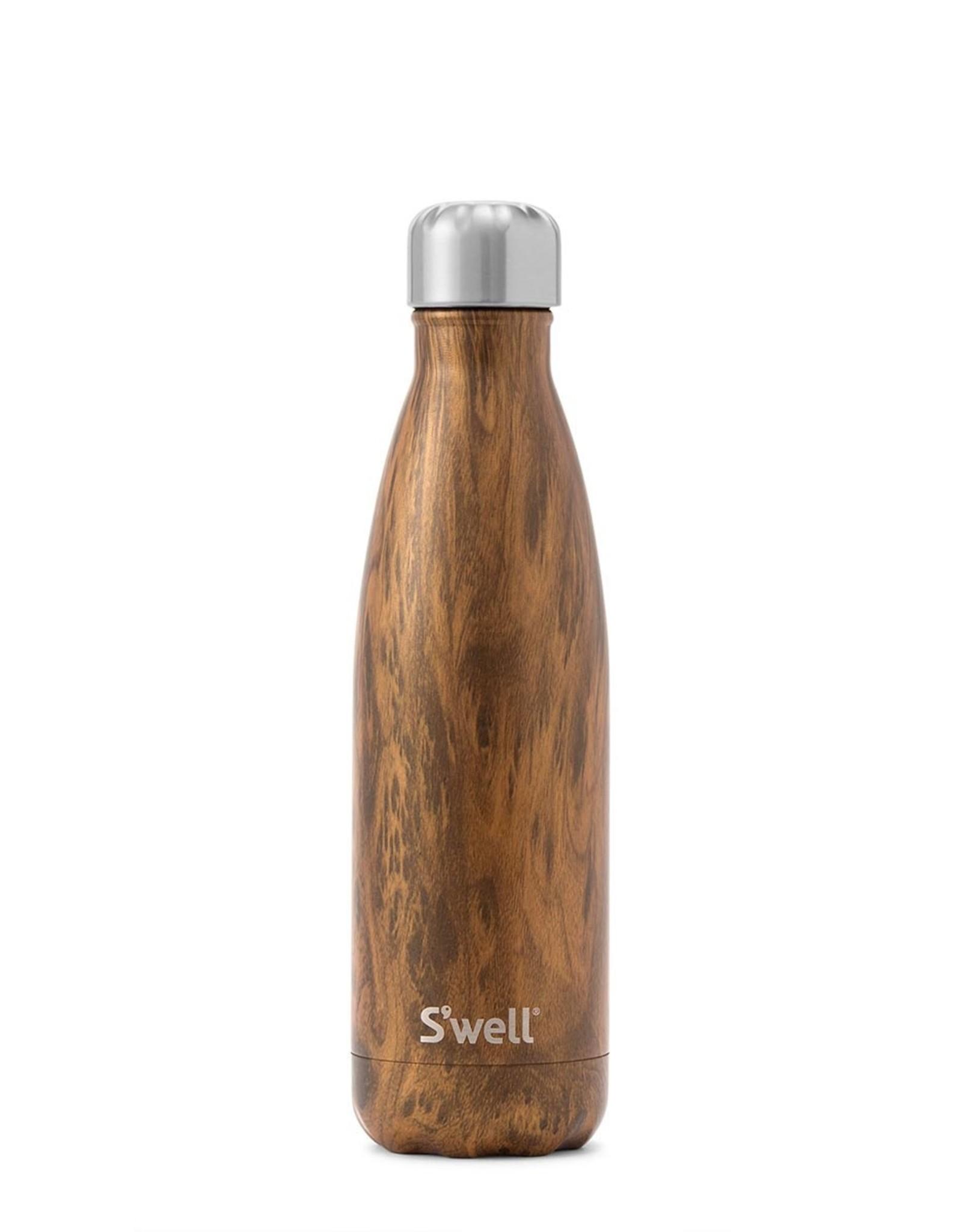 S'well S'well Teakwood Bottle 17 oz