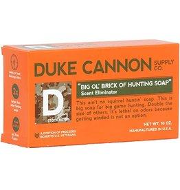 Duke Cannon Big Ol' Brick of Hunting Soap: Scent Eliminator
