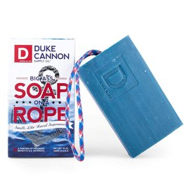 Duke Cannon Naval Supremacy Soap on a Rope