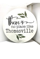 P. Graham Dunn There is No Place Like Thomasville Round