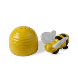 Tag Honeybee Salt and Pepper Shakers
