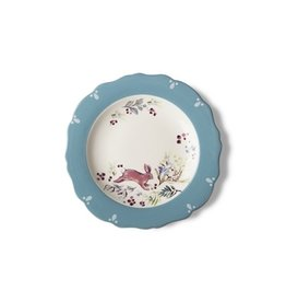 Tag Meadow Bunny App. Plate