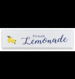 Ganz / Midwest / CBK Fresh Lemonade Metal Sign