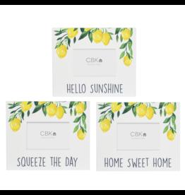 Ganz / Midwest / CBK Lemon Frame Set