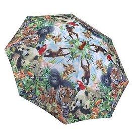 Galleria Enterprises Animal Kingdom Kids Umbrella