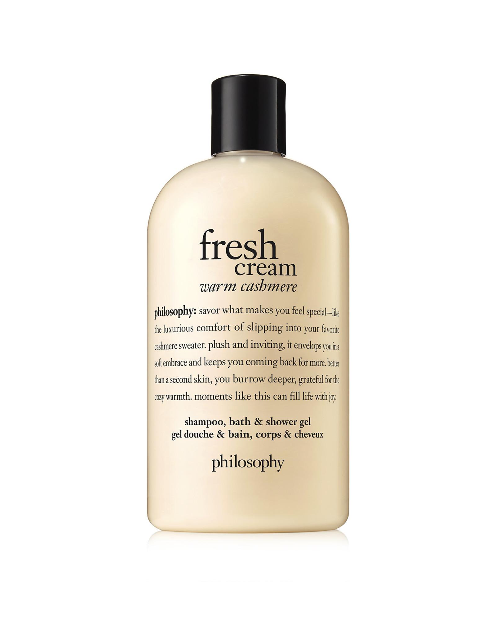 Philosophy Philosophy Shampoo, Shower Gel, and Bubble Bath 16oz