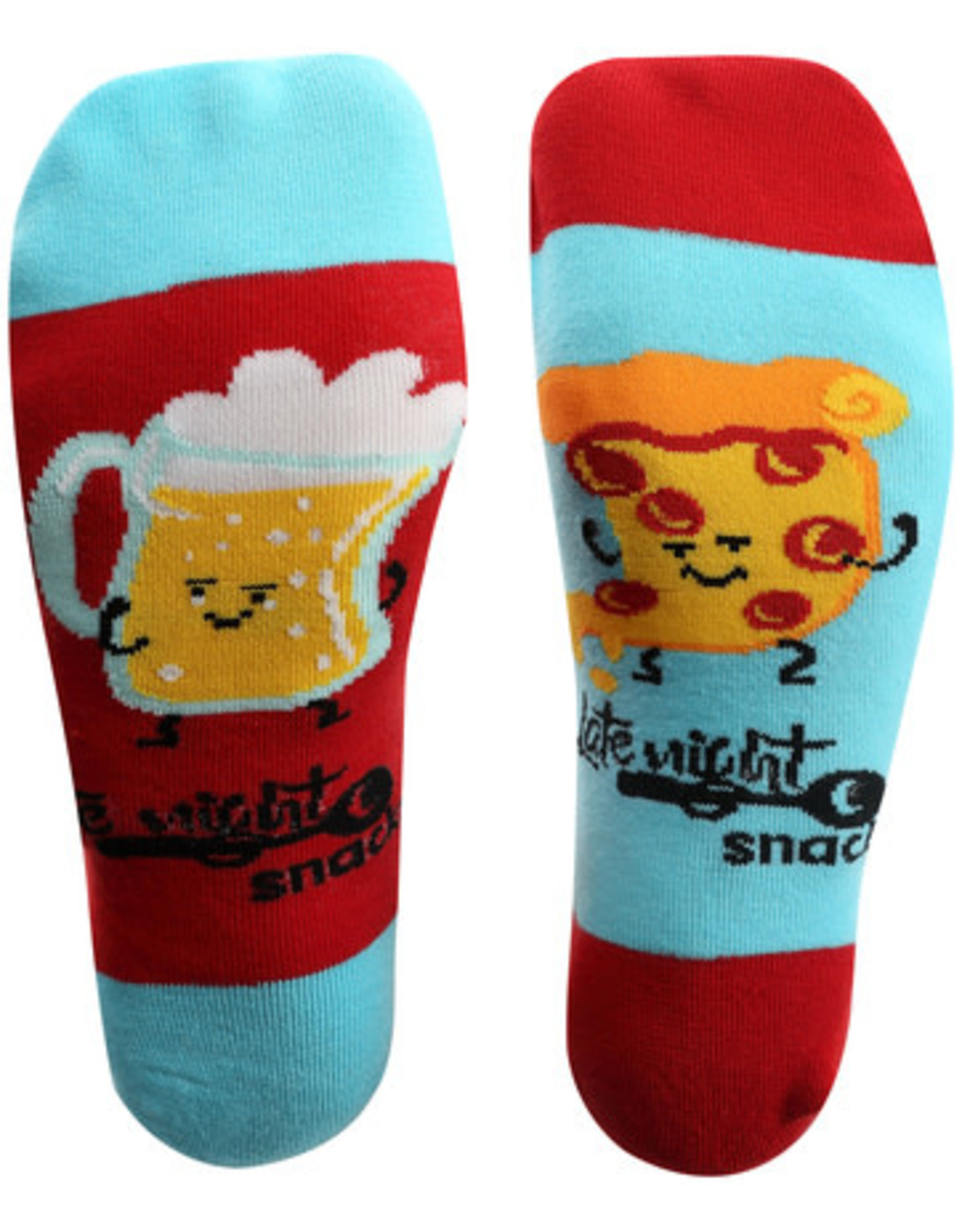 Pavilion Beer and Pizza Socks