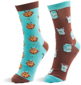 Pavilion Milk and Cookies Socks