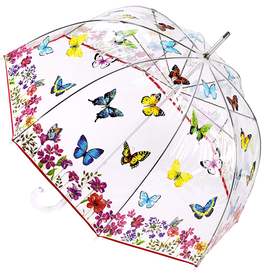 Galleria Enterprises Butterfly Umbrella