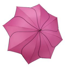 Galleria Enterprises Violet and Pink Swirl Umbrella